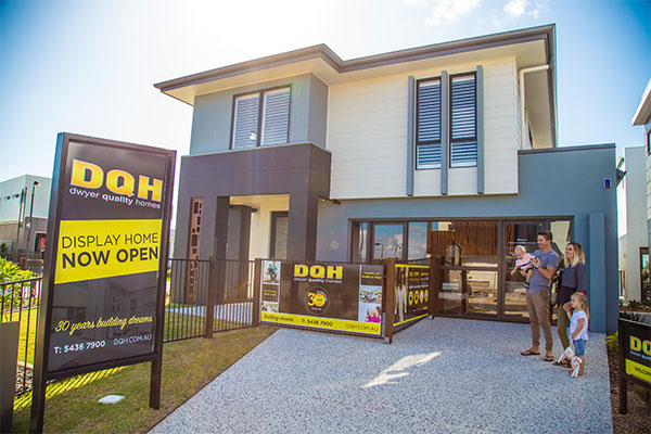 Dwyer Quality Homes - Build Process Step 1