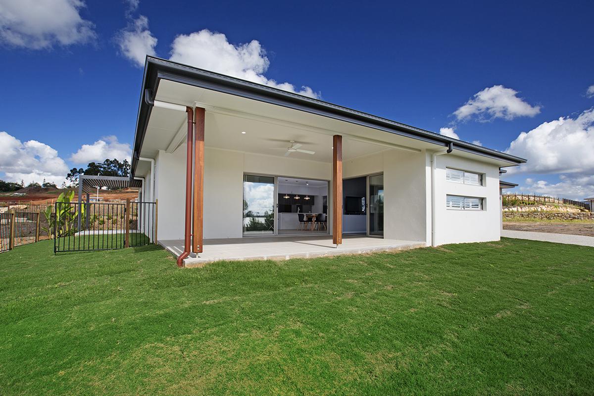 Woombye Display home