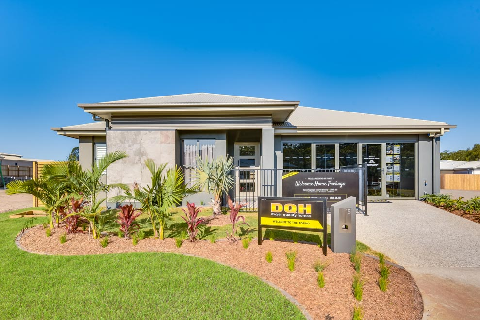 Dwyer Quality Homes display home