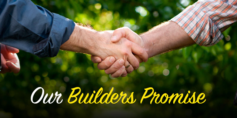 Dwyer Quality Homes Builders Promise