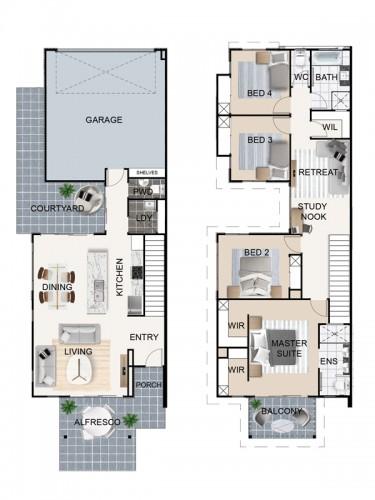 LeftTerrace Homes -
