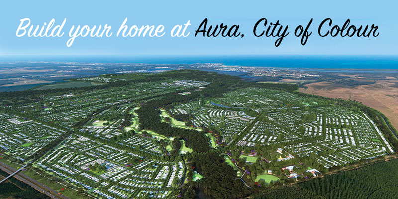 Aura City Of Colour, Sunshine Coast