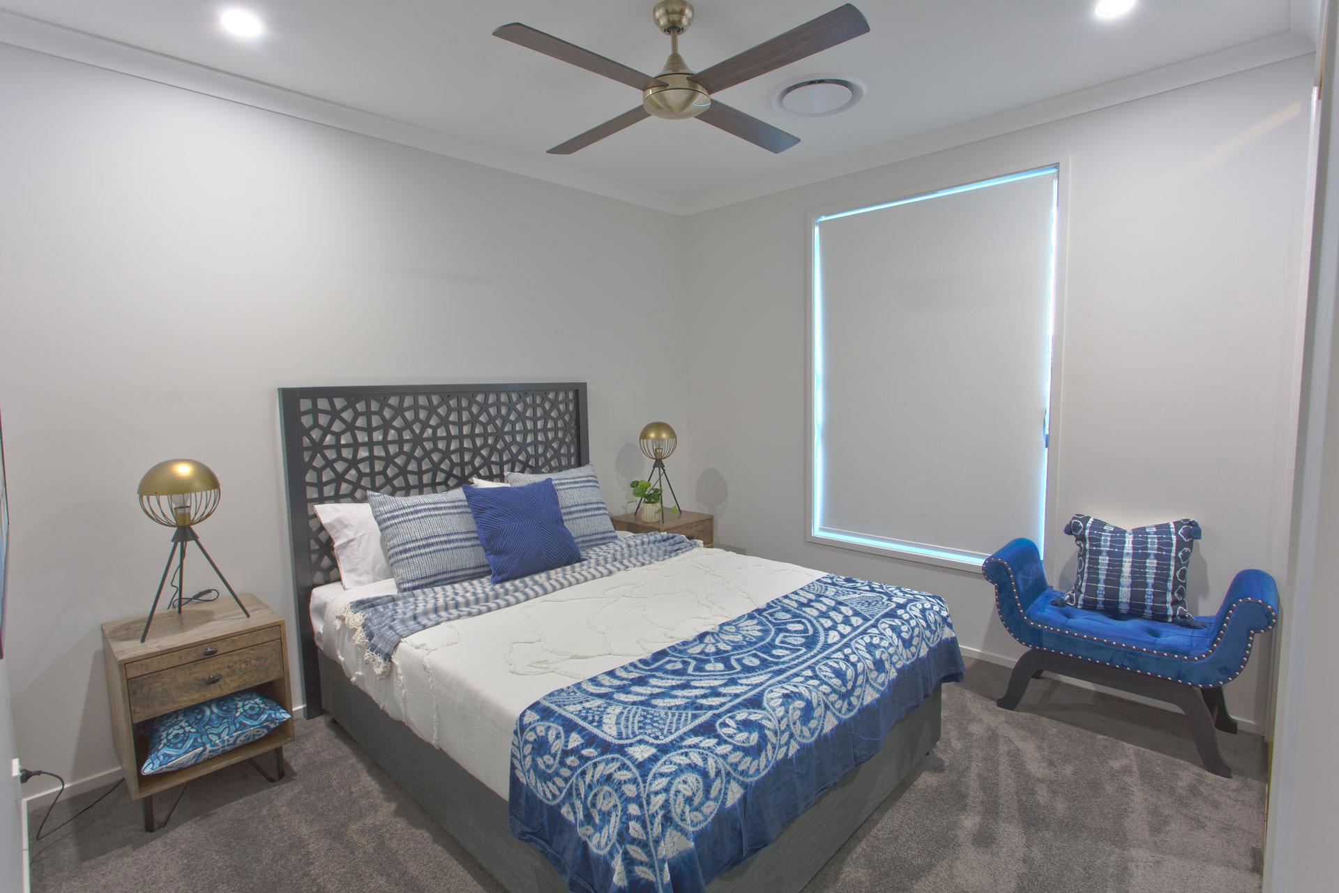 Tavira display home at Foreshore, Coomera, Gold Coast